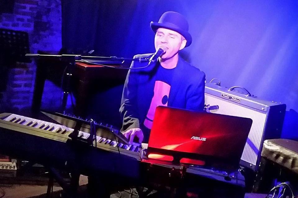 David Cranf en concert le 3 février à La Rumeur