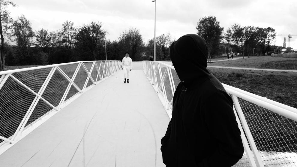 Tournage du clip «Le Filtre»