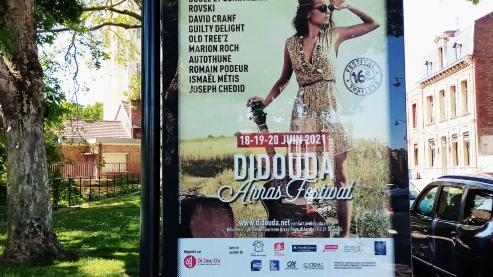 Di Dou Da Arras Festival 2021