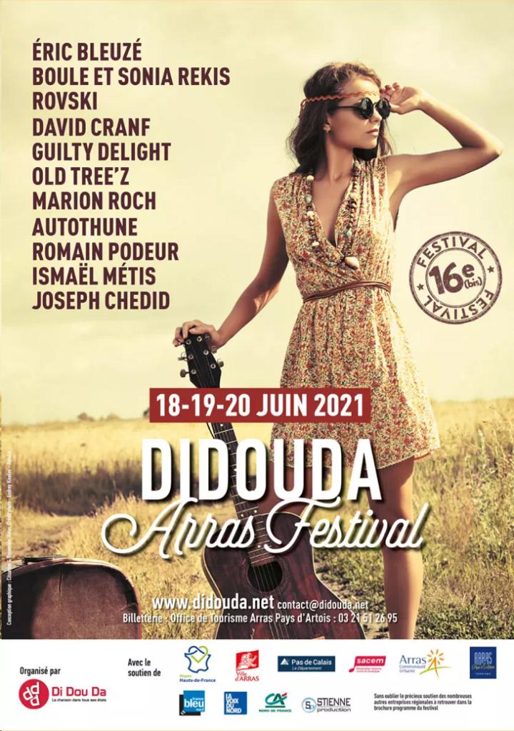 Affiche Festival DDD 21